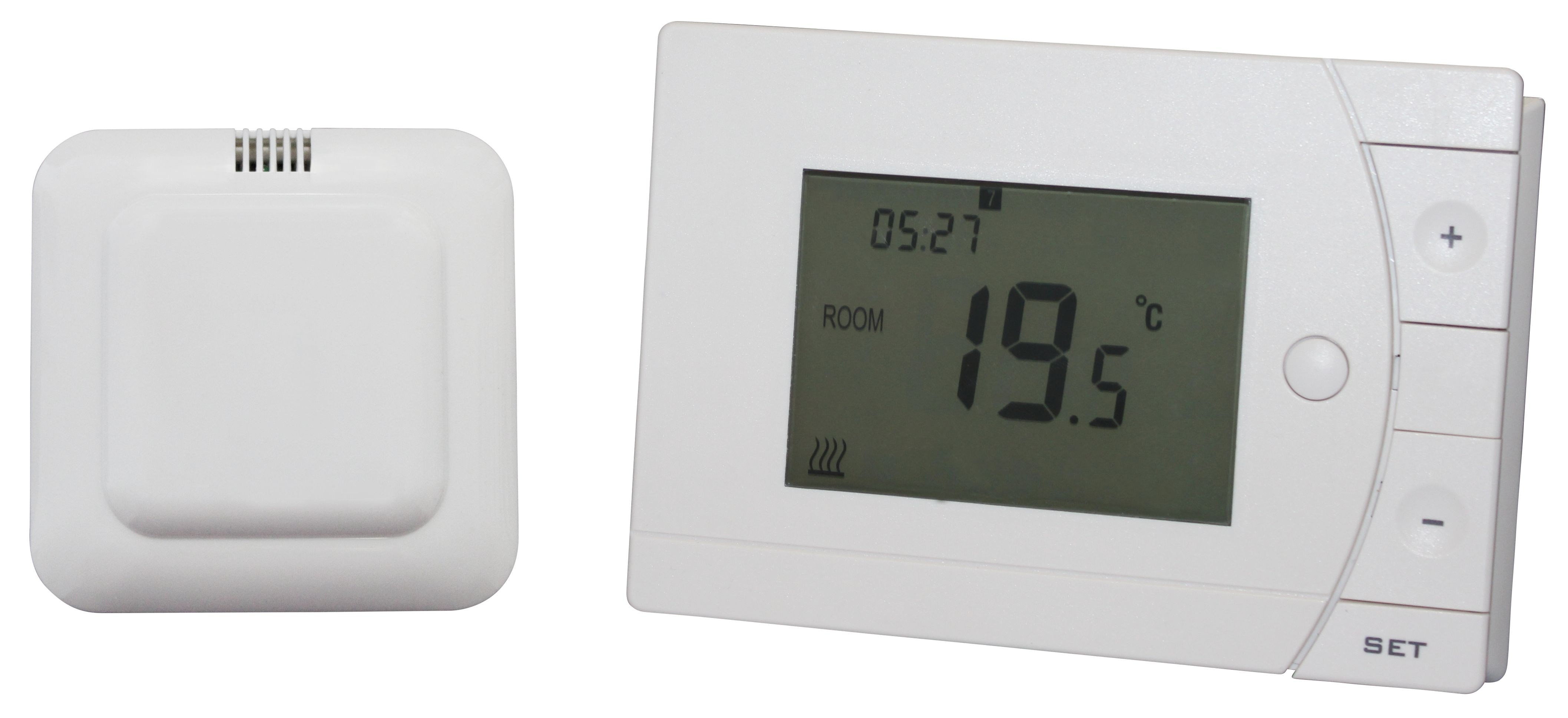 digitaler Aufputzthermostat