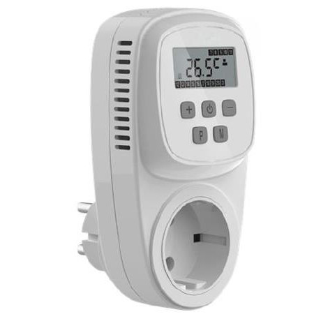 digitaler Steckerthermostat